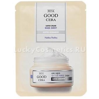 Увлажняющая тканевая маска Holika Holika Skin and Good Cera Super Cream Mask Sheet