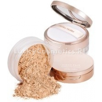 Пудра рассыпчатая Holika Holika Naked Face Foundation Powder