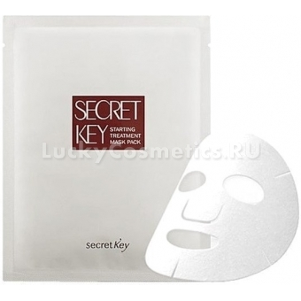 Маска на основе молочных культур Secret Key Starting Treatment Mask Pack