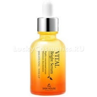 Серум осветляющий The Skin House VIital Bright Serum