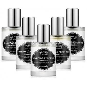 Духи с феромонами Secret Key Mason de Perfume