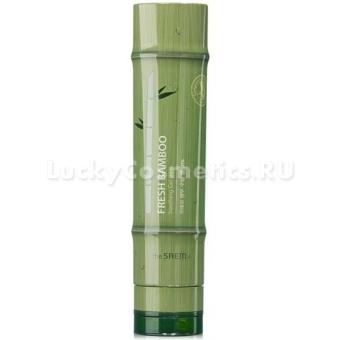 Тонизирующий гель с бамбуком The Saem Fresh Bamboo Soothing Gel 99%