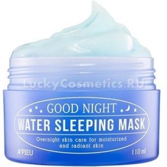 Вечерняя увлажняющая маска A'Pieu Good Night Water Sleeping Mask