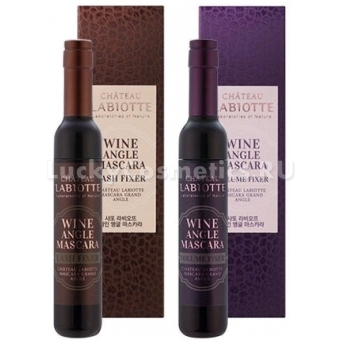 Винная тушь для ресниц Labiotte Chateau Wine Angle Mascara
