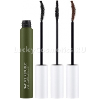 Тушь для ресниц Nature Republic Wild Mascara