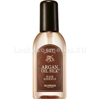 Эссенция с маслом арганы для волос Skinfood Argan Oil Silk+ Hair Essence