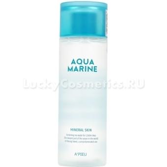 Минеральный тонер с морской водой A'Pieu Aqua Marine Mineral Skin