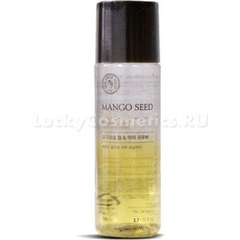Двухфазная жидкость для снятия макияжа с губ и глаз The Face Shop Mango Seed Lip And Eye Make Up Remover