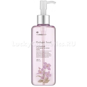 Парфюмированное масло для тела The Face Shop Perfume Seed Rich Body Oil