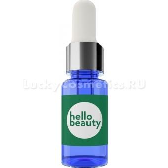 Сыворотка Hello Beauty Отшелушивающая сыворотка с гликолевой кислотой