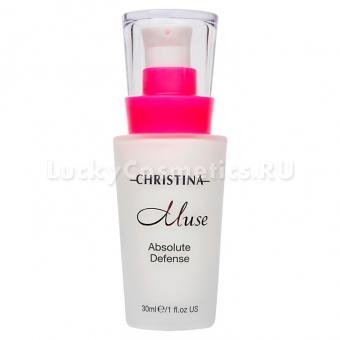 Защитная сыворотка для сухой кожи Christina Muse Absolute Defense