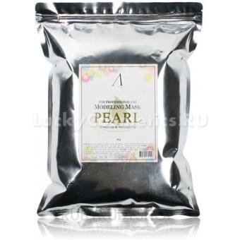 Альгинатная маска жемчужная Anskin Pearl Modeling Mask / Refill