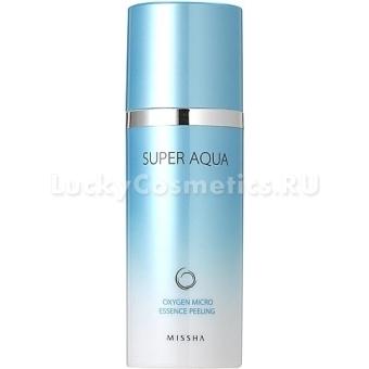 Кислородный пилинг (эссенция) Missha Super Aqua Oxygen Micro Essence Peeling