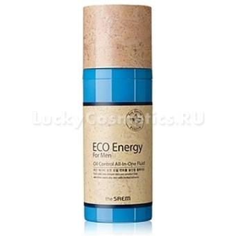 Себорегулирующий флюид для мужчин The Saem Eco Energy For Men Oil Control All in One Fluid