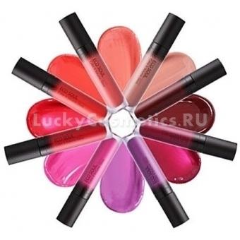 Увлажняющий бальзам-тинт для губ The Saem Eco Soul Color It Volume Gloss