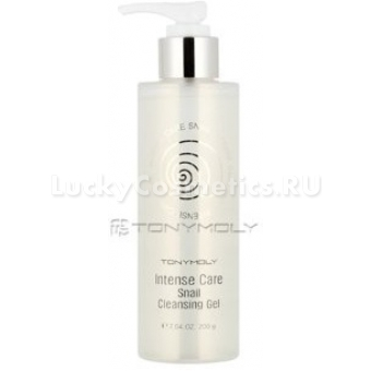 Гель для умывания Tony Moly Intense Care Snail Cleansing Gel