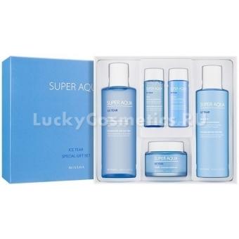 Набор для увлажнения лица Missha Super Aqua Ice Tear Special Set