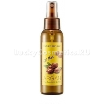 Масло-спрей для волос Nature Republic Argan Essential Oil Hair Mist