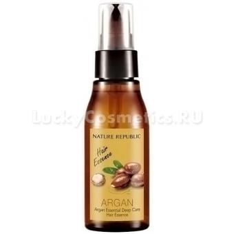 Эссенция для восстановления волос Nature Republic Argan Essenital Deep Care Hair Essence