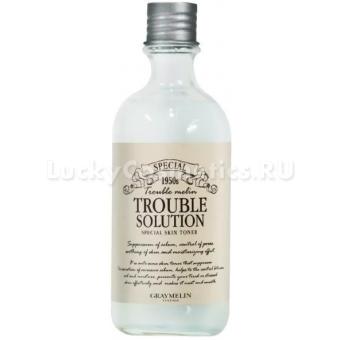 Тоник для лица Graymelin Trouble Solution Special Skin Toner