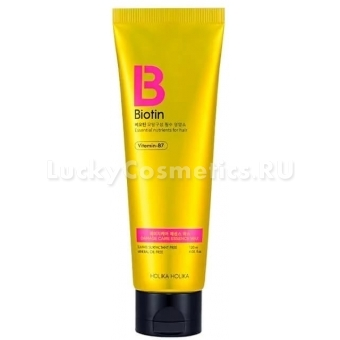 Эссенция – воск с биотином для волос Holika Holika Biotin Damage Care Essence Wax