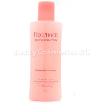 Омолаживающий тонер Deoproce Essential Skin Softener