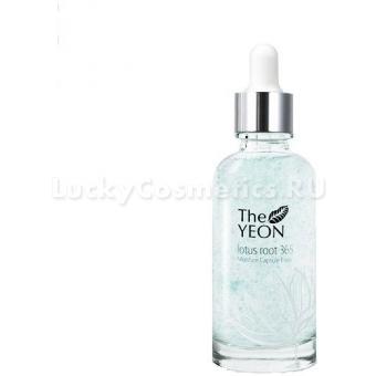Ухаживающая эссенция с экстрактом лотоса The Yeon Lotus Roots Moisture Capsule Essence