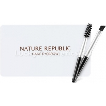 Тени для бровей Nature Republic Botanical Cake Eyebrow