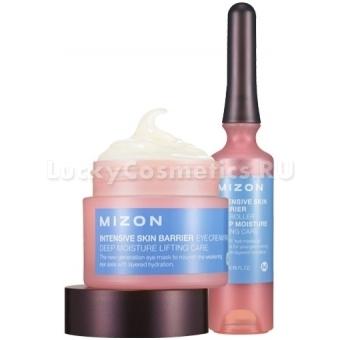 Антивозрастной набор по уходу за кожей вокруг глаз Mizon Intensive Skin Barrier Eye Care Set