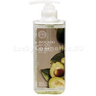 Лосьон для тела с авокадо The Face Shop Avocado Body Lotion