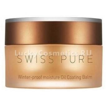 Защитный бальзам для защиты от холода Swisspure Winter-Proof Moisture Oil Coating Balm