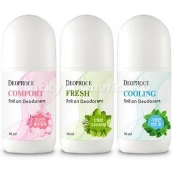 Шариковый дезодорант Deoproce Roll on Deodorant