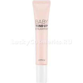 Осветляющий крем для кожи вокруг глаз A'Pieu Baby Tone-up Eyelighter