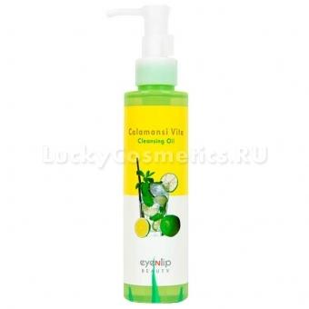 Гидрофильное масло с экстрактом каламанси Eyenlip Calamansi Vita Cleansing Oil