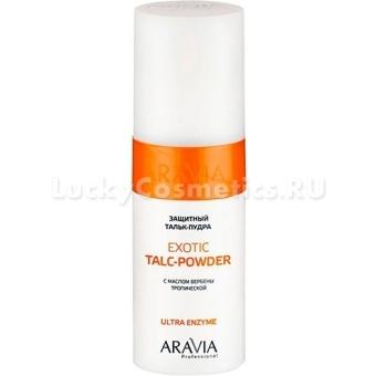 Тальк-пудра против вросших волос Aravia Professional Exotic Talc-Powder Ultra-Enzyme