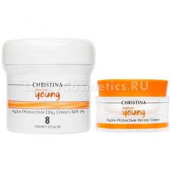 Дневной гидрозащитный крем Christina Forever Young Hydra Protective Day Cream SPF 25