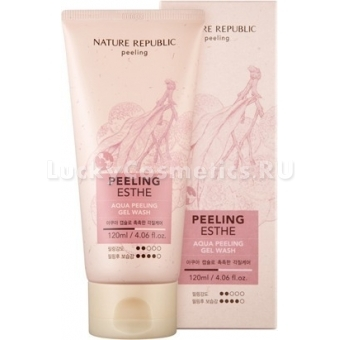 Пилинг Nature Republic Aqua Peeling Gel Wash