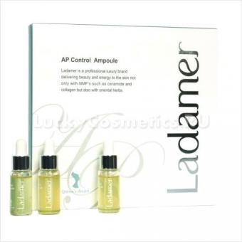 Набор для очищения проблемной кожи Ladamer Enriched AP Control Ampoule