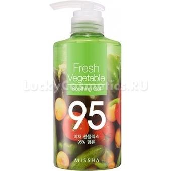 Универсальный увлажняющий гель Missha Fresh Vegetable Soothing Gel