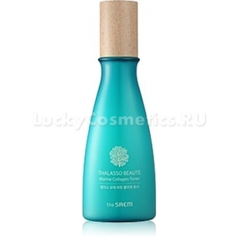 Сыворотка с морским коллагеном The Saem Thalasso Beaute Marine Collagen Serum