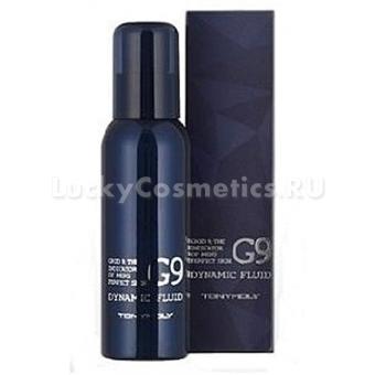 Флюид для мужчин увлажняющий Tony Moly G9 Dynamic Fluid