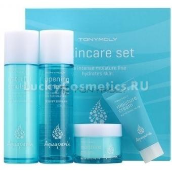 Увлажняющий набор с аквапоринами Tony Moly Aquaporin Intense Moisture Skin Care Set
