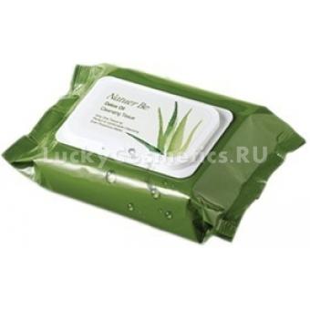 Салфетки для очищения кожи Enprani Natuer Be Detox Oil Cleansing Tissue