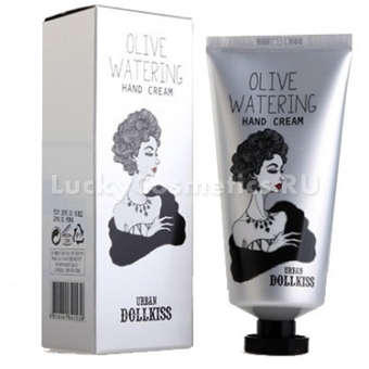 Крем для рук Baviphat Urban Dollkiss Olive Watering Hand Cream