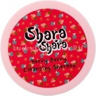 Ночная маска Shara Shara Berry Berry Waterfull Spring Pack