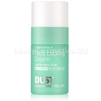 Защитный увлажняющий крем Tony Moly Dust And The City Face Locker King Cream