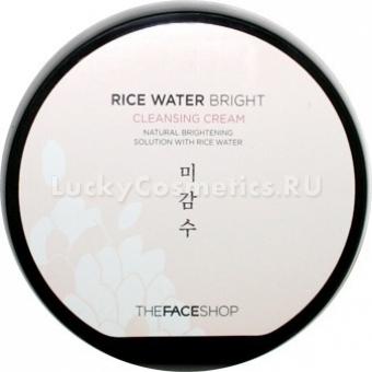 Очищающий рисовый крем The Face Shop Rice Cleansing Cream