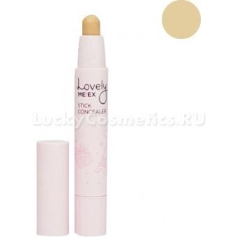 Консилер в стике The Face Shop Lovely ME:EX Stick Concealer