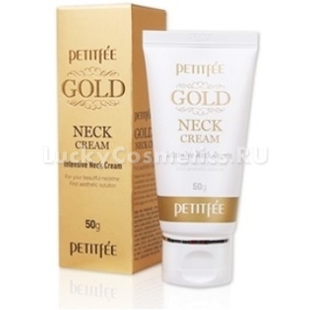 Крем для ухода за лицом и шеей Petitfee Gold Neck Cream