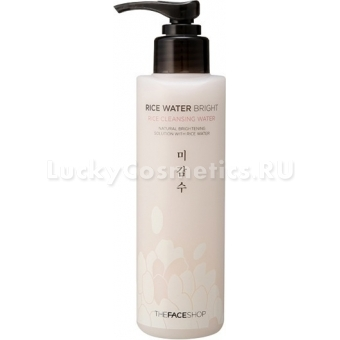 Очищающая рисовая вода The Face Shop Rice Water Bright Cleansing Water